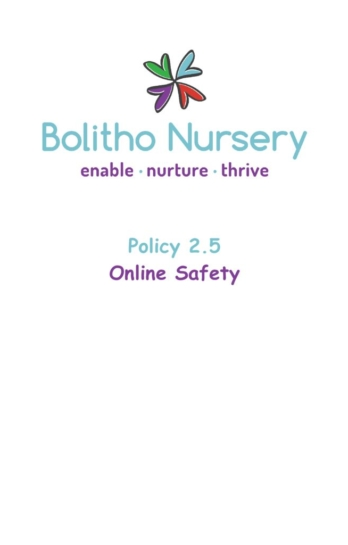 thumbnail of 2.5 Online Safety Policy